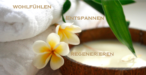 Wellness mit Handtuch und Pflege Milch zur Beauty Behandlung. Beauty Fingernaegel Nagelstudio fuer Wellness.